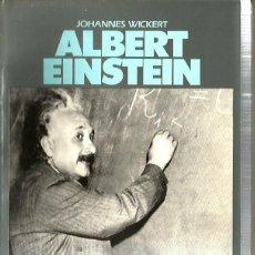 Libros de segunda mano: ALBERT EINSTEIN ( BIOGRAFIA EN CATALA ). Lote 195468780