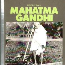 Libros de segunda mano: MAHATMA GANDHI ( BIOGRAFIA EN CATALA ). Lote 195468841