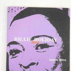 Libros de segunda mano: BILLIE HOLIDAY. JAZZ. Lote 195546973
