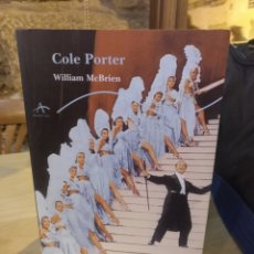Libros de segunda mano: WILLIAM MCBRIEN, COLE PORTER. ALBA EDITORIAL 1999. Lote 208102537