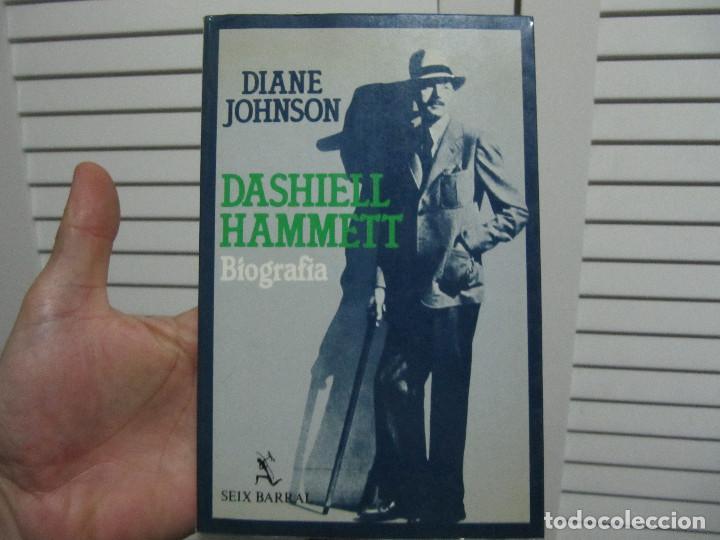 DIANE JOHNSON . DASHIELL HAMMETT. BIOGRAFÍA (Libros de Segunda Mano - Biografías)