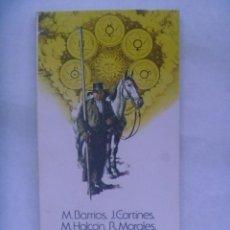 Libros de segunda mano: LIBRITO BIOGRAFICO HOMENAJE A FERNANDO VILLALON. PORTADA DE ANTONIO HERNANDEZ PALACIOS. Lote 196675950