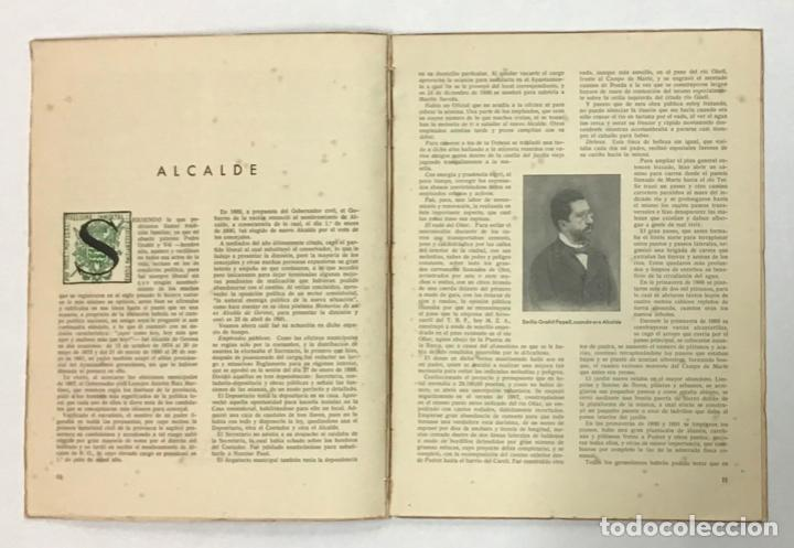 Libros de segunda mano: EMILIO GRAHIT PAPELL. Historiador, alcalde, abogado, gerundense. - GRAHIT GRAU, José. - Foto 3 - 196782965