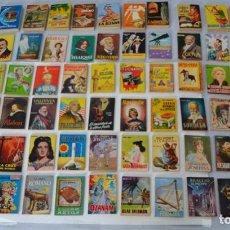Libros de segunda mano: LOTE DE 80 LIBRITOS DISTINTOS ENCICLOPEDIA PULGA. BIOGRAFÍAS, ARTE, LITERATURA...EN MUY BUEN ESTADO. Lote 196906586