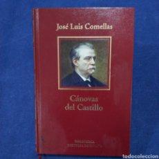 Livros em segunda mão: CÁNOVAS DEL CASTILLO - JOSÉ LUIS COMELLAS - BIBLIOTECA HISTORIA DE ESPAÑA. Lote 197478953