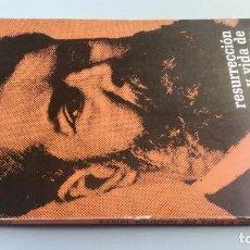 Libros de segunda mano: RESURECCION Y VIDA DE JOAQUIN COSTA - ALFONSO ZAPATER - GUARA EDITORIALARAGONG304. Lote 197826227