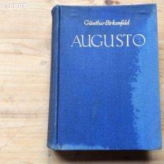 Libros de segunda mano: AUGUSTO. Lote 197873748