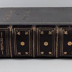 Libros de segunda mano: PERSONALIDADES EMINENTES DE LA INDUSTRIA TEXTIL ESPAÑOLA. PEDRO GUAL VILLALBÍ. 1952.. Lote 198122706