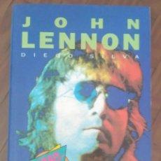 Libros de segunda mano: JOHN LENNON DE DIEGO SILVA 1990. Lote 199133386