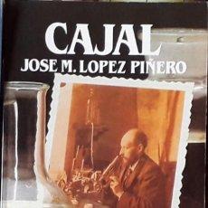 Libros de segunda mano: CAJAL (SANTIAGO RAMÓN Y CAJAL) - GRANDES BIOGRAFIAS SALVAT – Nº 64 - JOSÉ MARÍA LÓPEZ PIÑERO -. Lote 202390110