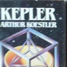 Libros de segunda mano: KEPLER - GRANDES BIOGRAFIAS SALVAT – Nº 46 - ARTHUR KOESTLER -. Lote 202388516