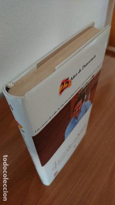 Libros de segunda mano: 4 José María Aznar – Un presidente de la modernidad (1996- ) - Colección 25años de Democracia.- Bi - Foto 4 - 202591977