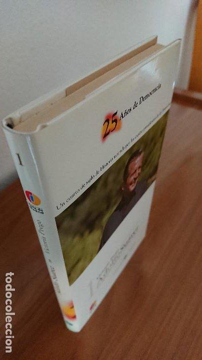 Libros de segunda mano: 1 ADOLFO SUÁREZ – La Apuesta del Rey (1176-1981) - Colección 25años de Democracia.- Biblioteca EL MU - Foto 4 - 202594677