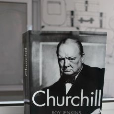 Libros de segunda mano: CHURCHILL, ROY JENKINS. EDICIONES PENINSULA 2014. Lote 204416756