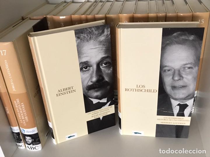 Libros de segunda mano: LIBROS BIOGRAFIAS PERSONAJES INTERNACIONALES. Tapa dura - Foto 3 - 205453966