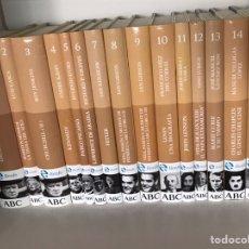 Libros de segunda mano: LIBROS BIOGRAFIAS PERSONAJES INTERNACIONALES. TAPA DURA. Lote 205453966