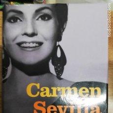 Libros de segunda mano: CARMEN SEVILLA, MEMORIAS. CARLOS HERRERA. Lote 206229636