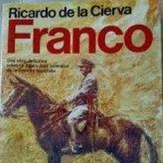 Libros de segunda mano: FRANCO. LIBROS. Lote 206392987