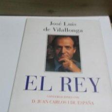 Libros de segunda mano: EL REY JOSE LUIS DE VILALLONGA. Lote 206425375