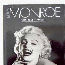 Libros de segunda mano: IMAGEN DEL VENDEDOR MARILYN MONROE: LA VIDA, LAS INQUIETUDES, LOS AMORES Y LA MISTERIOSA MUERTE DEL. Lote 206429723