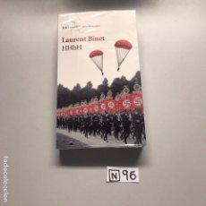 Libros de segunda mano: LAURENT BINET. Lote 206510636