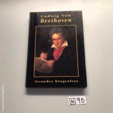 Libros de segunda mano: BEETHOVEN. Lote 206562327