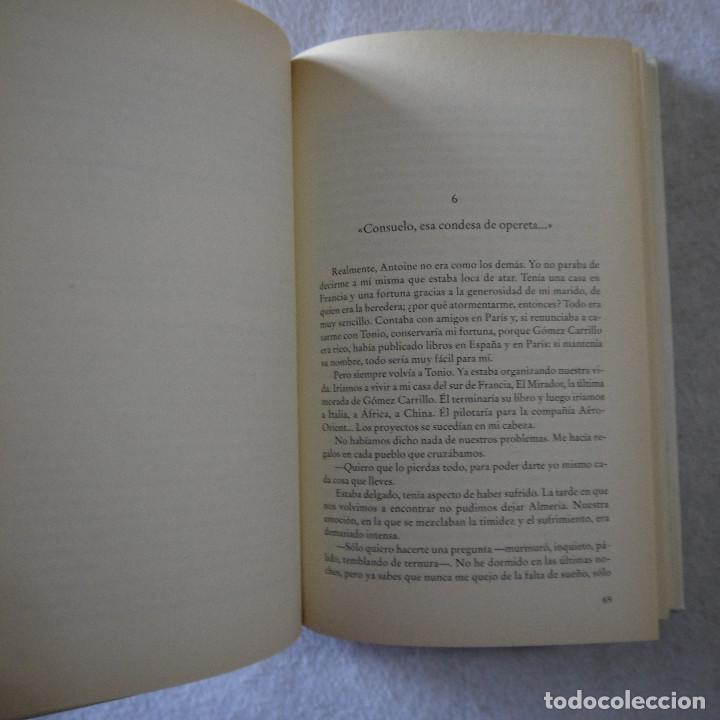 Libros de segunda mano: MEMORIAS DE LA ROSA - CONSUELO DE SAINT-EXUPÉRY - EDICIONES B - 2000 - Foto 2 - 206820748