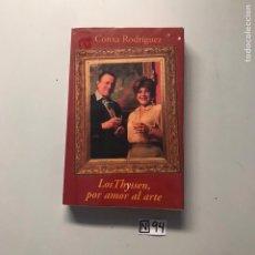 Libros de segunda mano: LA THISSEN POR AMOR ARTE. Lote 207148487