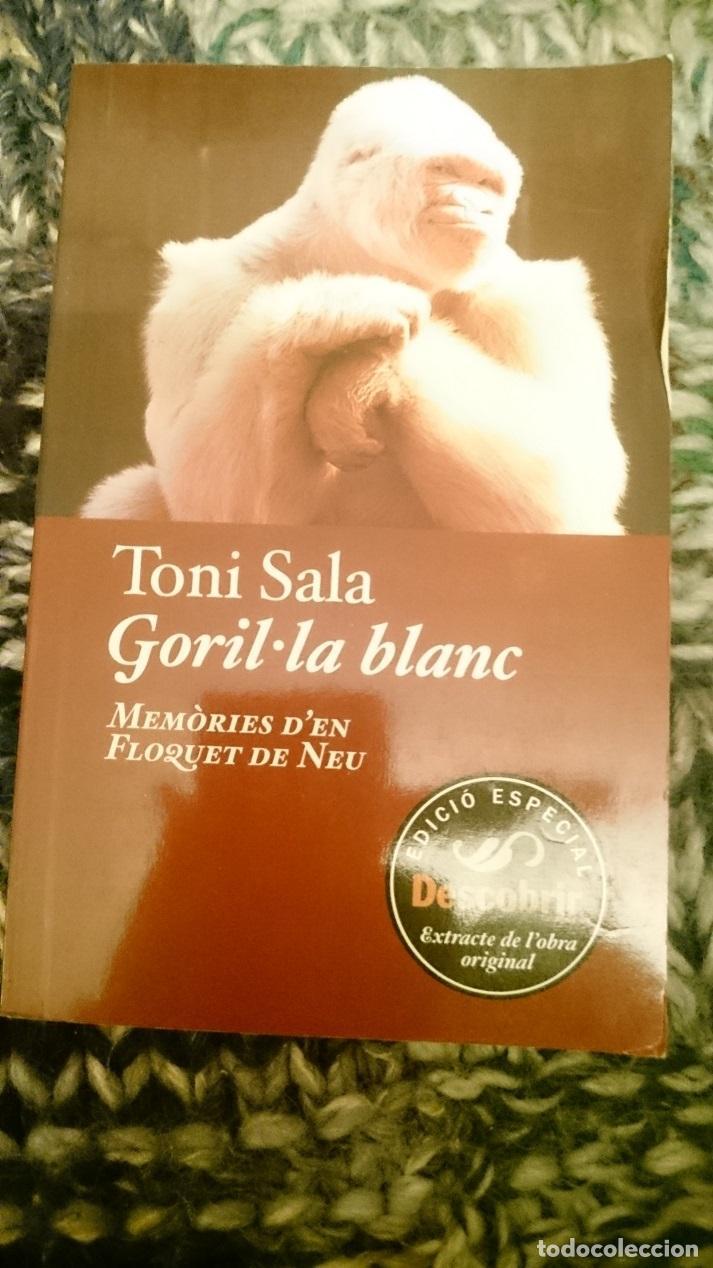 GORIL.LA BLANC - MEMORIE D´EN FLOQUET DE NEU - COPITO DE NIEVE -EN CATALAN (Libros de Segunda Mano - Biografías)