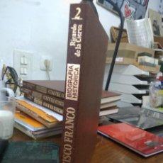 Libros de segunda mano: FRANCISCO FRANCO, RICARDO DE LA CIERVA. (TOMO 2). ART.548-528. Lote 207169780