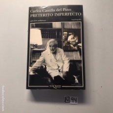 Libros de segunda mano: PRETÉRITO IMPERFECTO. Lote 207344648