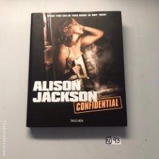 Libros de segunda mano: ALISON JACKSON. Lote 207444145