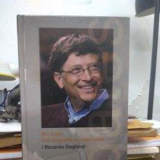 Livres d'occasion: BILL GATES UNA BIOGRAFÍA NO AUTORIZADA, RICCARDO STAGLIANÒ. L.6611-808. Lote 207707387