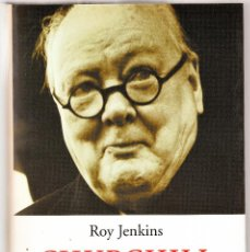 Livres d'occasion: ROY JENKINS CHURCHILL PENÍNSULA ATALAYA PRIMERA EDICIÓN 2002. Lote 207917588