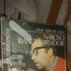 Libros de segunda mano: LIBRO: NARCISO IBÁÑEZ SERRADOR. Lote 208852332