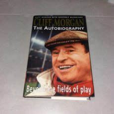 Libros de segunda mano: LIBRO. CLIFF MORGAN, THE AUTOBIOGRAPHY (RUGBY). GEOFFREY NICHOLSON, HODDER AND STOUGHTON, 1996. Lote 209023666