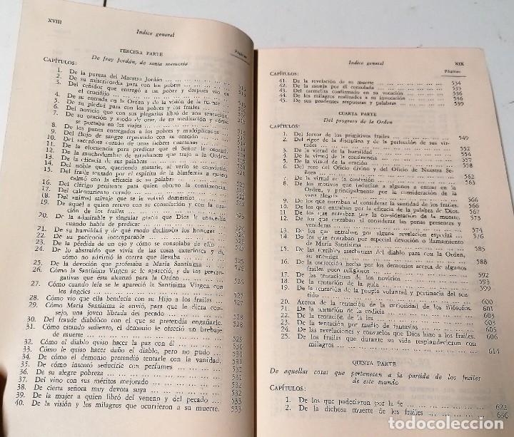 Libros de segunda mano: Santo Domingo de Guzmán visto por sus contemporáneos, Biblioteca de Autores Cristianos, Madrid, 1966 - Foto 7 - 210382701