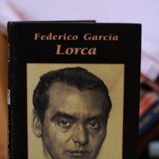Libros de segunda mano: FEDERICO GARCÍA LORCA - BIOGRAFÍA - GENERACION DEL 27. Lote 210705040