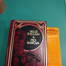 Libros de segunda mano: VALLE INCLÁN - PÍO BAROJA . EDICIONES URBION.1 ED1988. Lote 210765221
