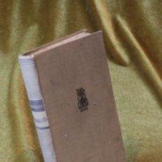 Libros de segunda mano: MEMORIAS, ANDRÉ MAUROIS,JOSÉ JANÉS EDITOR,1952.. Lote 210948905