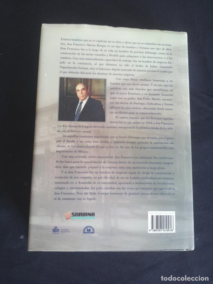 Libros de segunda mano: FRANCISCO MARTIN BORQUE - FORJADOR INCANSABLE - LA SORIANA2001 - Foto 2 - 212478287