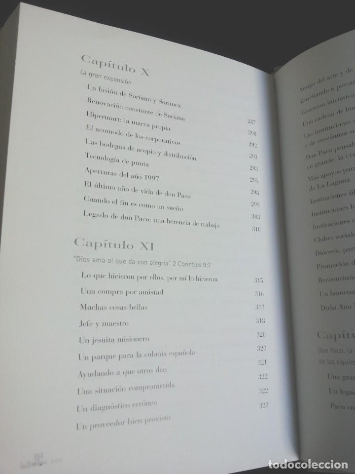 Libros de segunda mano: FRANCISCO MARTIN BORQUE - FORJADOR INCANSABLE - LA SORIANA2001 - Foto 8 - 212478287