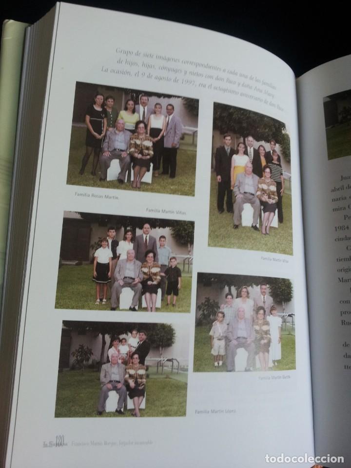 Libros de segunda mano: FRANCISCO MARTIN BORQUE - FORJADOR INCANSABLE - LA SORIANA2001 - Foto 11 - 212478287