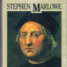 Libros de segunda mano: MEMORIAS DE CRISTÓBAL COLÓN STEPHEN MARLOWE (PRECINTADO). Lote 212868915