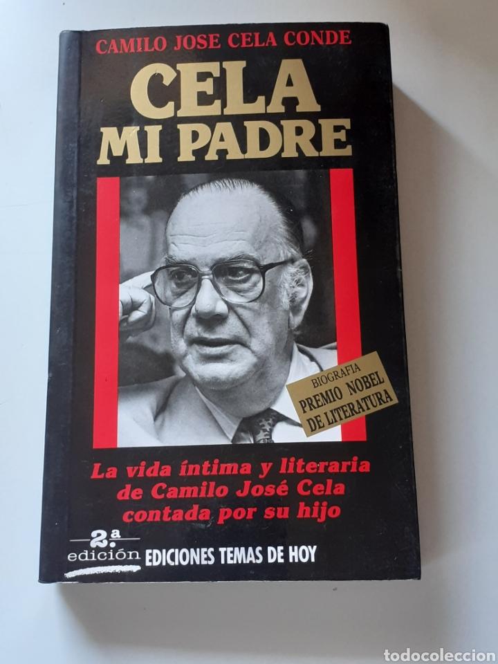 LIBRO, CELA MI PADRE, AÑO 1989 (Libros de Segunda Mano - Biografías)