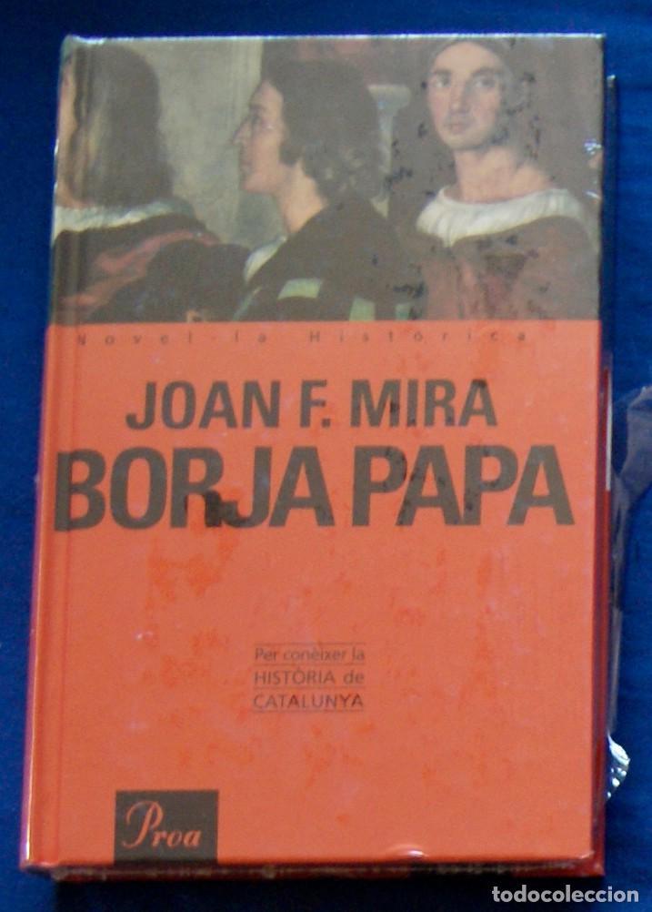 BORJA PAPA JOAN F. MIRA (Libros de Segunda Mano - Biografías)