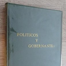 Libros de segunda mano: POLITICOS Y GOBERNATES LA VIDA DE UN REY MEMORIAS DEL DUQUE DE WINDSOR. Lote 213701951