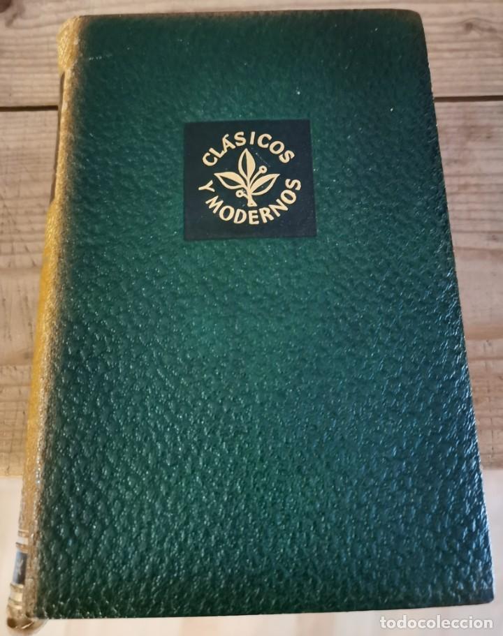 Libros de segunda mano: 1952 - Stefan Zweig: Obras Completas. Tomo II. Biografías * - Editorial Juventud - Plena Piel - Foto 2 - 213765535