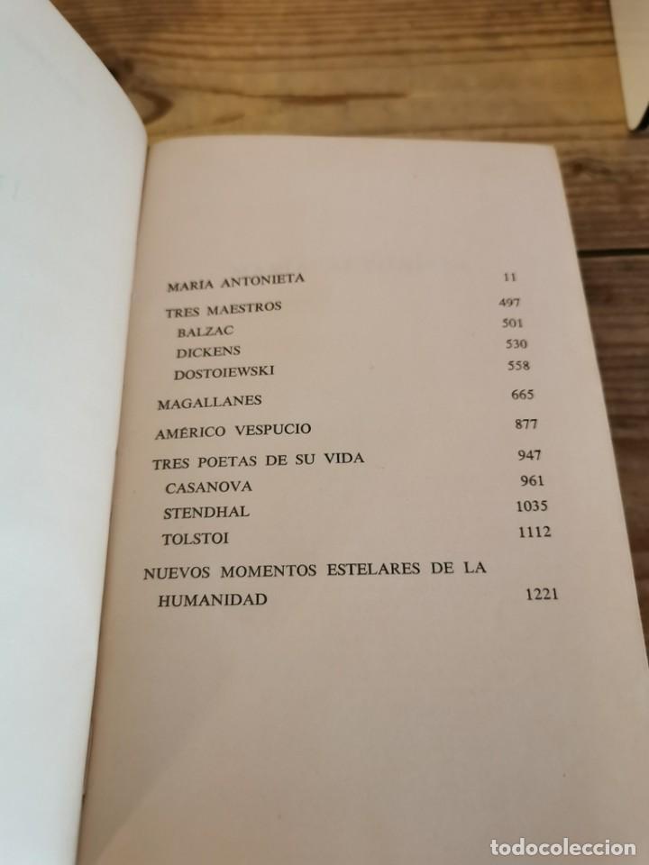 Libros de segunda mano: 1952 - Stefan Zweig: Obras Completas. Tomo II. Biografías * - Editorial Juventud - Plena Piel - Foto 3 - 213765535
