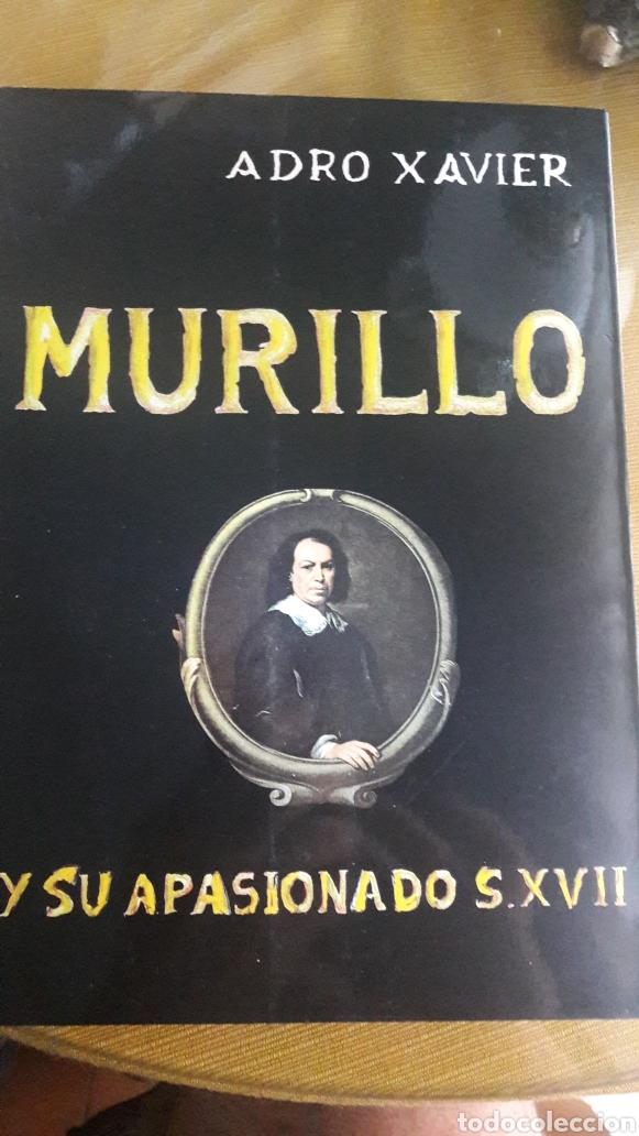 ADRO XAVIER-MURILLO (Libros de Segunda Mano - Biografías)